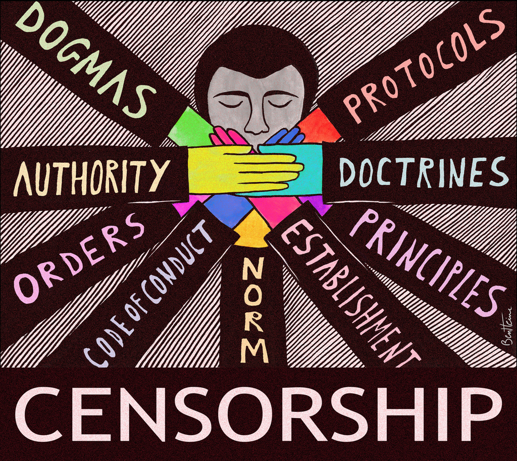 Whats your position on censorship on school newspapers?