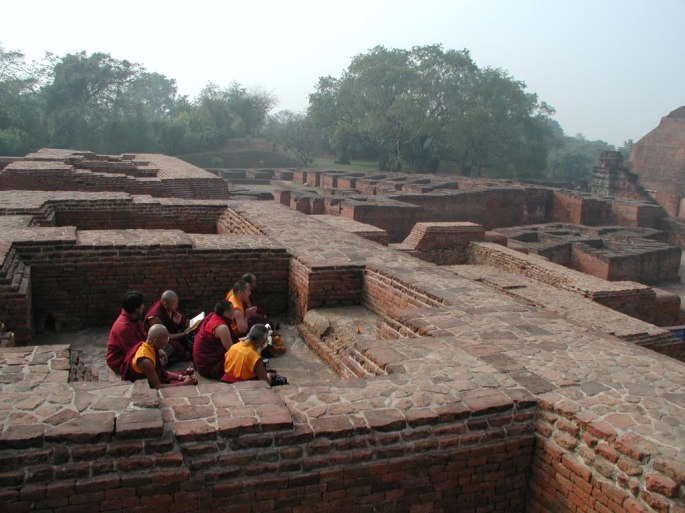 Nalanda-University-Inside