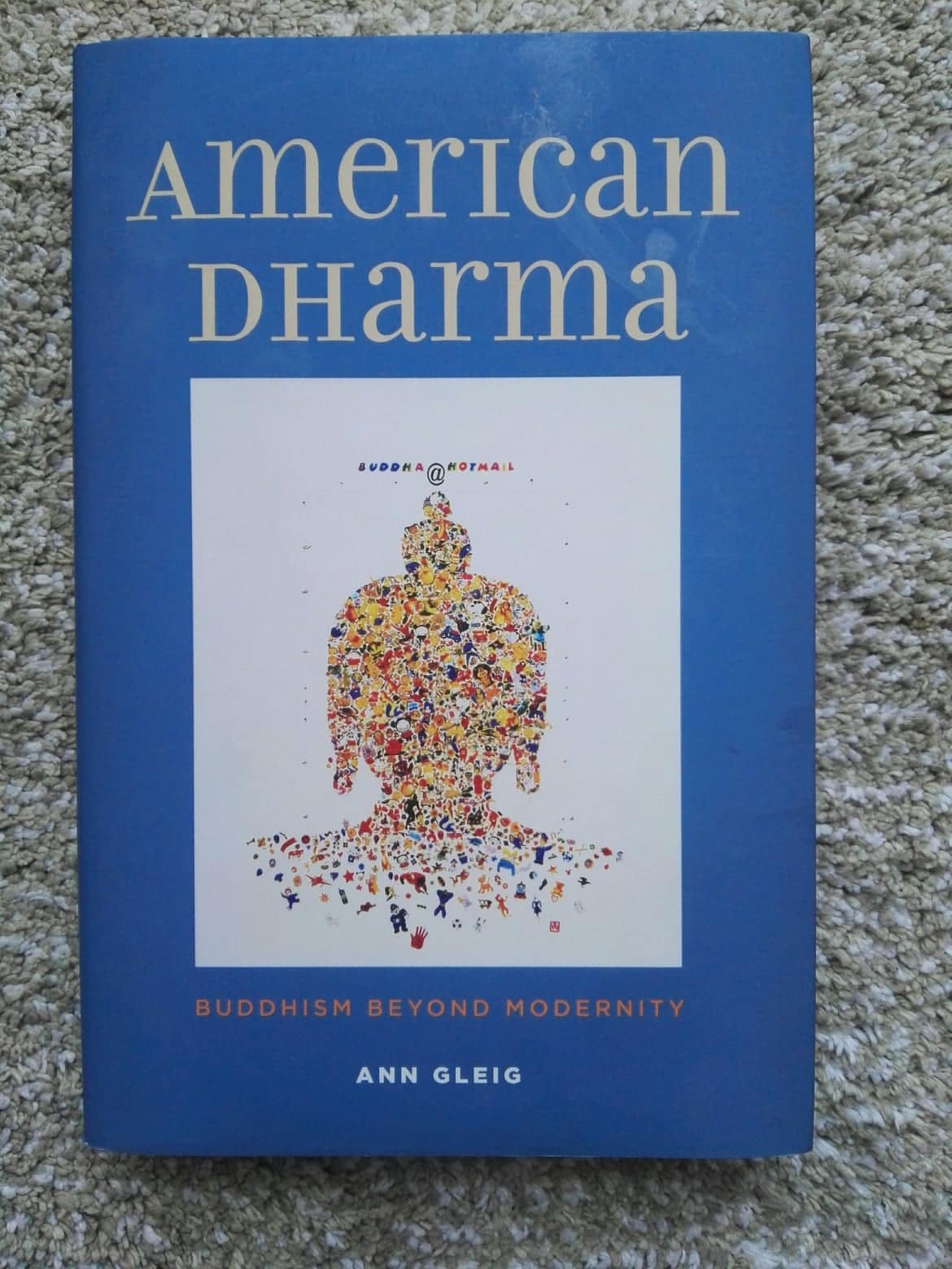 Rounding up with post-modernity: Ann Gleig on American